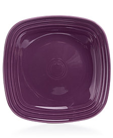 Fiesta Mulberry Square Dinner Plate