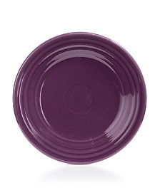 "Fiesta Mulberry 9"" Luncheon Plate"