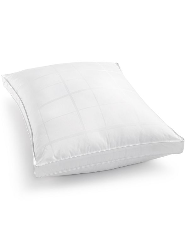 Martha Stewart Collection Feels Like Down Standard/Queen Medium Pillow, Created for Macy's