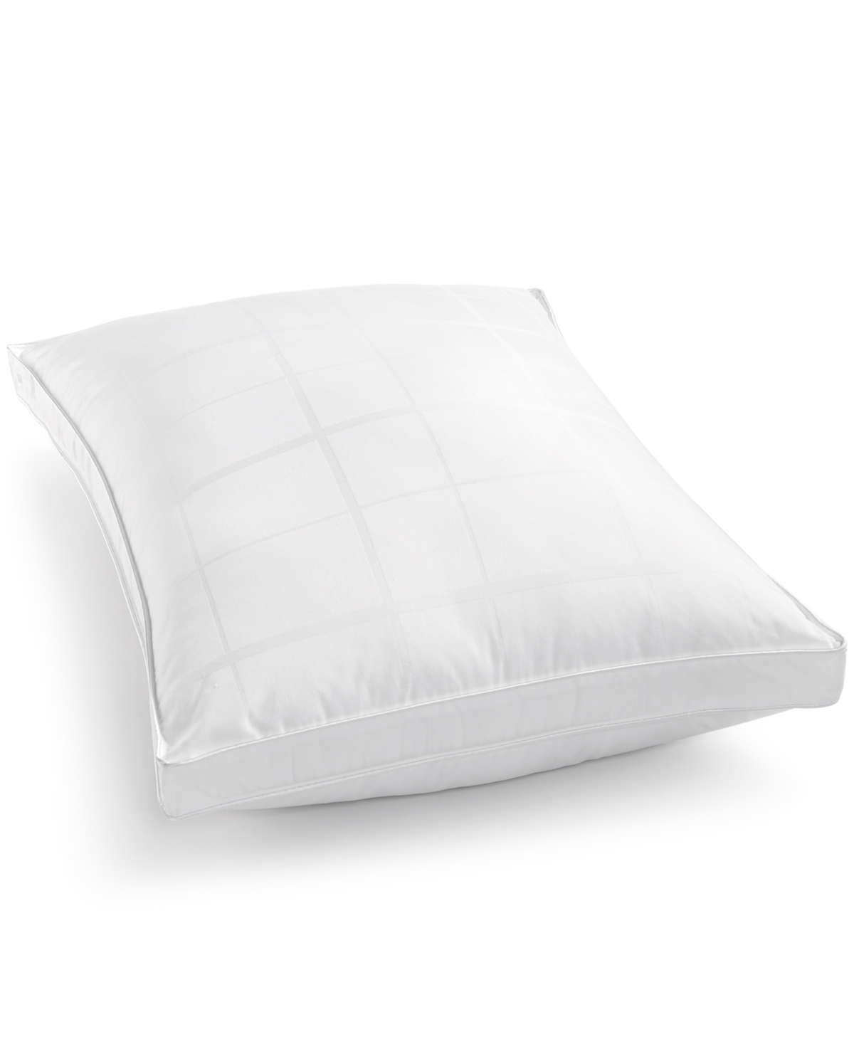 Martha Stewart Collection Feels Like Down King Medium Pillow, Created for Macy's Bedding