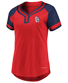 Majestic Women's St. Louis Cardinals League Diva T-Shirt