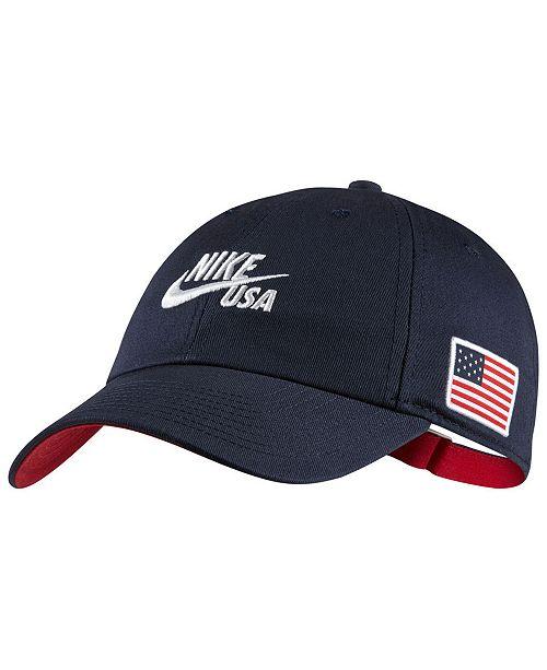 the latest 303fa b89f4 Nike H86 Americana Cap  Nike H86 Americana Cap ...