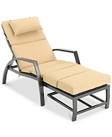 Jensen Chaise Lounge, Quick Ship