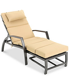 Jensen Chaise Lounge, Quick Ship