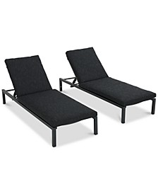 Powell Chaise Lounge (Set of 2)