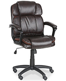Anelie Manager Chair, Quick Ship