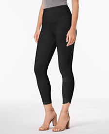 Lysse Women's  Ruched Cropped Leggings
