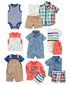 Carter's  Baby Boys Cotton Separates