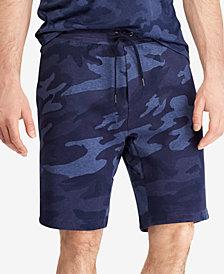 Polo Ralph Lauren Men's Double-Knit Camo Active Shorts