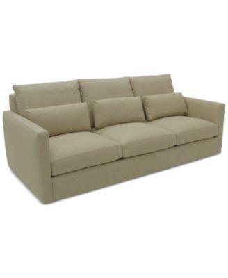 Elmie 94'' Grand Fabric Sofa, Created for Macy's
