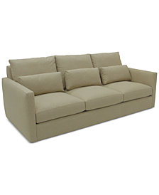 Elmie 94'' Grand Fabric Sofa, Created for Macy's
