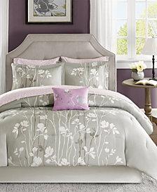Madison Park Essentials Vaughn 9-Pc. Full Comforter Set