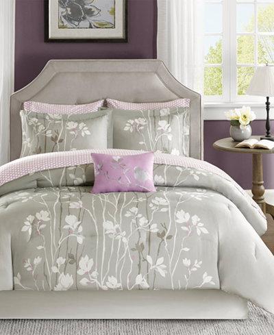 Madison Park Essentials Vaughn 9-Pc. King Comforter Set