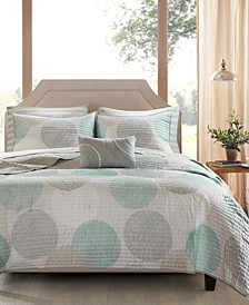 Knowles 8-Pc. Coverlet Set