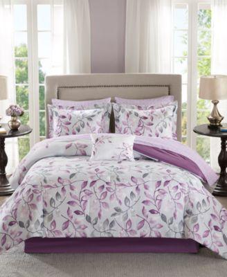 Lafael 7-Pc. Twin Comforter Set