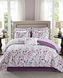 Lafael 9-Pc. Queen Comforter Set