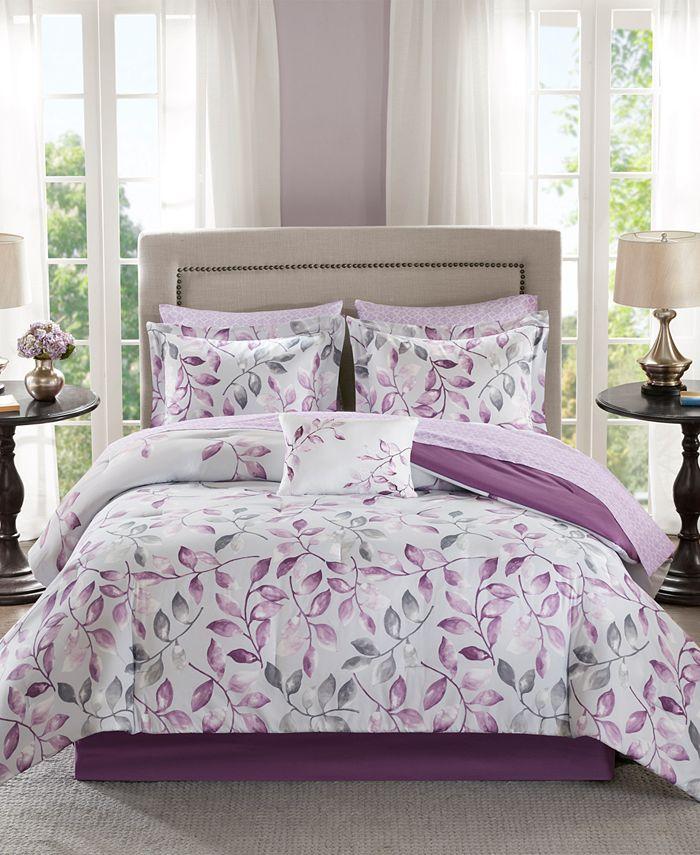 Madison Park - Essentials Lafael 7-Pc. Twin Comforter Set