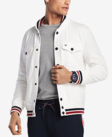 Tommy Hilfiger Men's Dustin Bomber Jacket, Created for Macy's