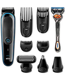Braun® MGK3080 Men's Multi-Grooming Kit