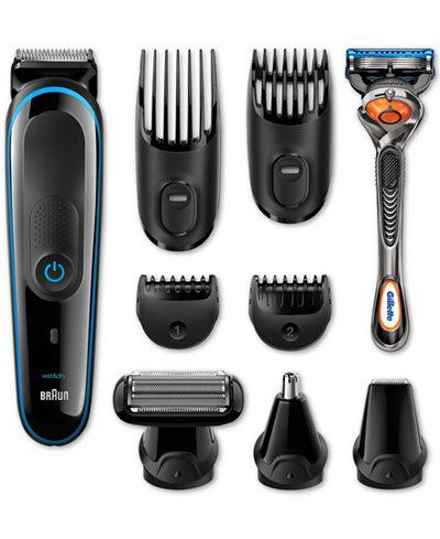 Braun® MGK3080 Men's Multi-Grooming Kit