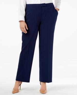 Kasper Plus Trouser Pants