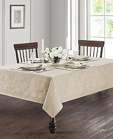 Waterford Celeste Taupe Table Linen Collection