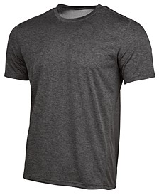 Men's Core Crew Neck Mesh-Back T-Shirt, Created for Macy's