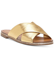 Jessica Simpson Brinella Slide Sandals