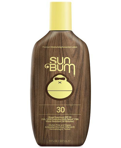 Sun Bum SPF 30 Lotion, 8-Oz.