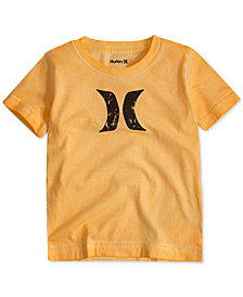 Hurley Little Boys Graphic-Print Cotton T-Shirt