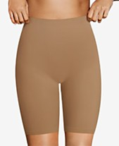6912aa285b Maidenform Women s Cover Your Bases Firm Control Smoothing Slip Shorts  DM0035