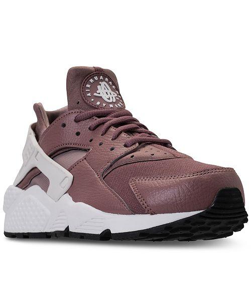 f910358a9234 Nike Women s Air Huarache Run Running Sneakers from Finish Line ...