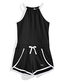 Nowadays Big Girls & Juniors Halter-Top Romper