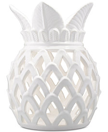 Home Essentials Pierced Pineapple Figurine