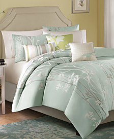 Madison Park Athena 6-Pc. Full/Queen Duvet Cover Set