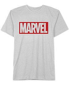Marvel Men's T-Shirt by Hybrid Apparel