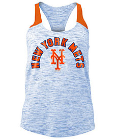 5th & Ocean Women's New York Mets Space Dye Tank