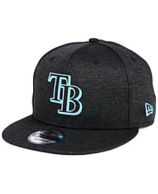 New Era Tampa Bay Rays Clubhouse Jersey Pop 9FIFTY Snapback Cap