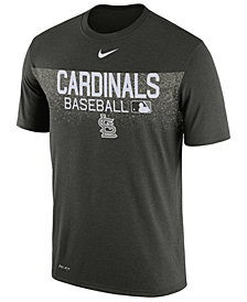 Nike Men's St. Louis Cardinals Memorial Day Legend Team Issue T-Shirt