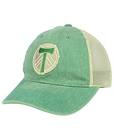 adidas Portland Timbers Bleached Trucker Cap