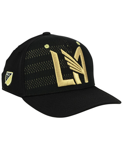 adidas Los Angeles Football Club Authentic Flex Cap