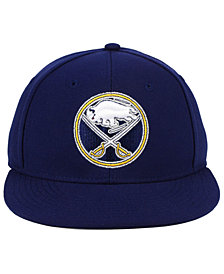 adidas Buffalo Sabres Basic Fitted Cap