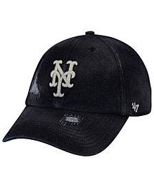 '47 Brand New York Mets Dark Horse CLEAN UP Cap