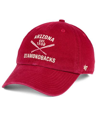 '47 Brand Arizona Diamondbacks Axis CLEAN UP Cap