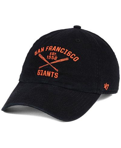'47 Brand San Francisco Giants Axis CLEAN UP Cap