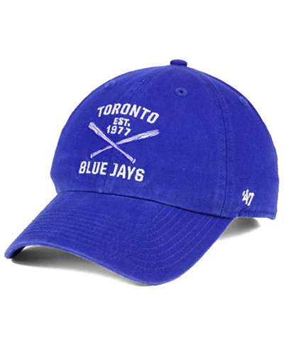 '47 Brand Toronto Blue Jays Axis CLEAN UP Cap