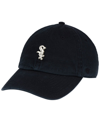 '47 Brand Chicago White Sox Hardware CLEAN UP Cap