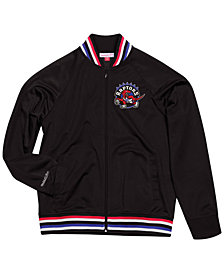 Mitchell & Ness Men's Toronto Raptors Top Prospect Track Jacket