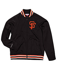 Mitchell & Ness Men's San Francisco Giants Top Prospect Track Jacket