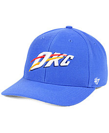 '47 Brand Oklahoma City Thunder Mash Up MVP Cap